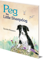 Sandra Klaassen - Peg the Little Sheepdog
