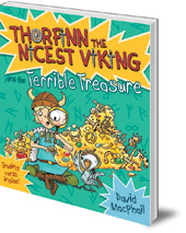 David MacPhail; Illustrated by Richard Morgan - Thorfinn and the Terrible Treasure