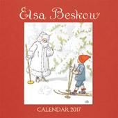 Elsa Beskow - Elsa Beskow Calendar: 2017