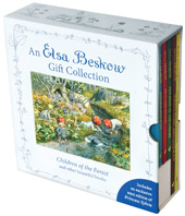 Elsa Beskow - An Elsa Beskow Gift Collection: Children of the Forest and other beautiful books