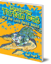 Alan Dapré; Illustrated by Yuliya Somina - Porridge the Tartan Cat and the Loch Ness Mess