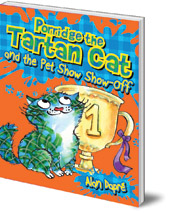 Alan Dapré; Illustrated by Yuliya Somina - Porridge the Tartan Cat and the Pet Show Show-Off