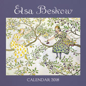 Elsa Beskow - Elsa Beskow Calendar: 2018
