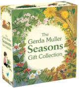 Gerda Muller - The Gerda Muller Seasons Gift Collection: Spring, Summer, Autumn and Winter