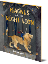 Sanne Dufft - Magnus and the Night Lion