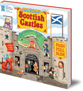 Illustrated by Louise Forshaw - Little Explorers: Scottish Castles (Push, Pull and Slide)