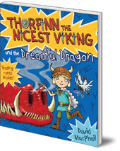 David MacPhail; Illustrated by Richard Morgan - Thorfinn and the Dreadful Dragon