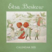 Elsa Beskow - Elsa Beskow Calendar: 2021