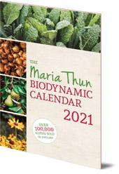 Matthias Thun - The Maria Thun Biodynamic Calendar: 2021