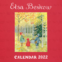 Elsa Beskow - Elsa Beskow Calendar: 2022