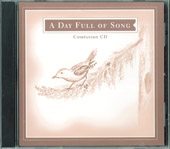 Karen Lonsky - A Day Full of Song: Companion CD