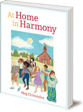 Meg Chittenden - At Home In Harmony: Bringing Families and Communities Together in Song