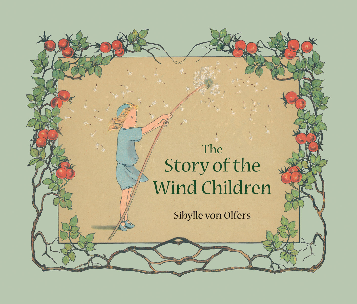 Sibylle von Olfers, The Story of the Wind Children cover image