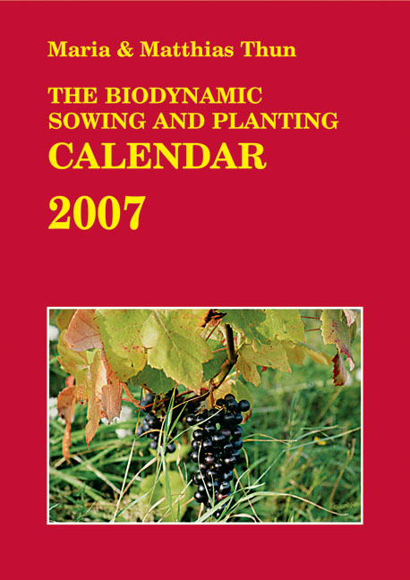 Download Free Software The Biodynamic Sowing And Planting