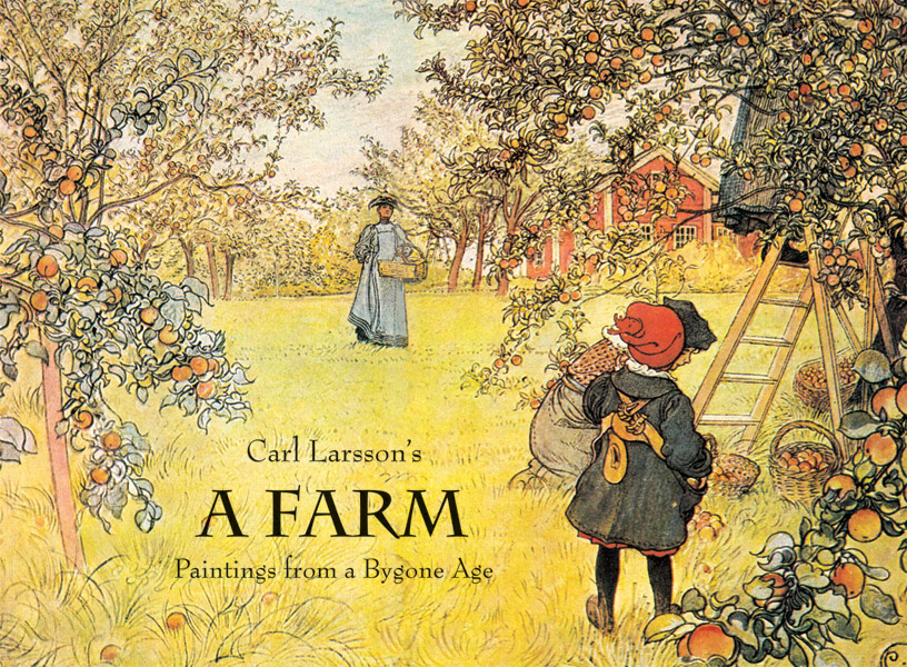 Original Artwork By Carl Larsson Polly Lawson