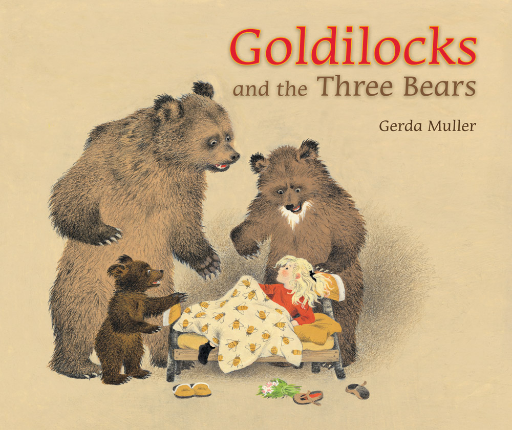 Uncategorized And The Three Bears gerda muller goldilocks and the three bears floris books bears
