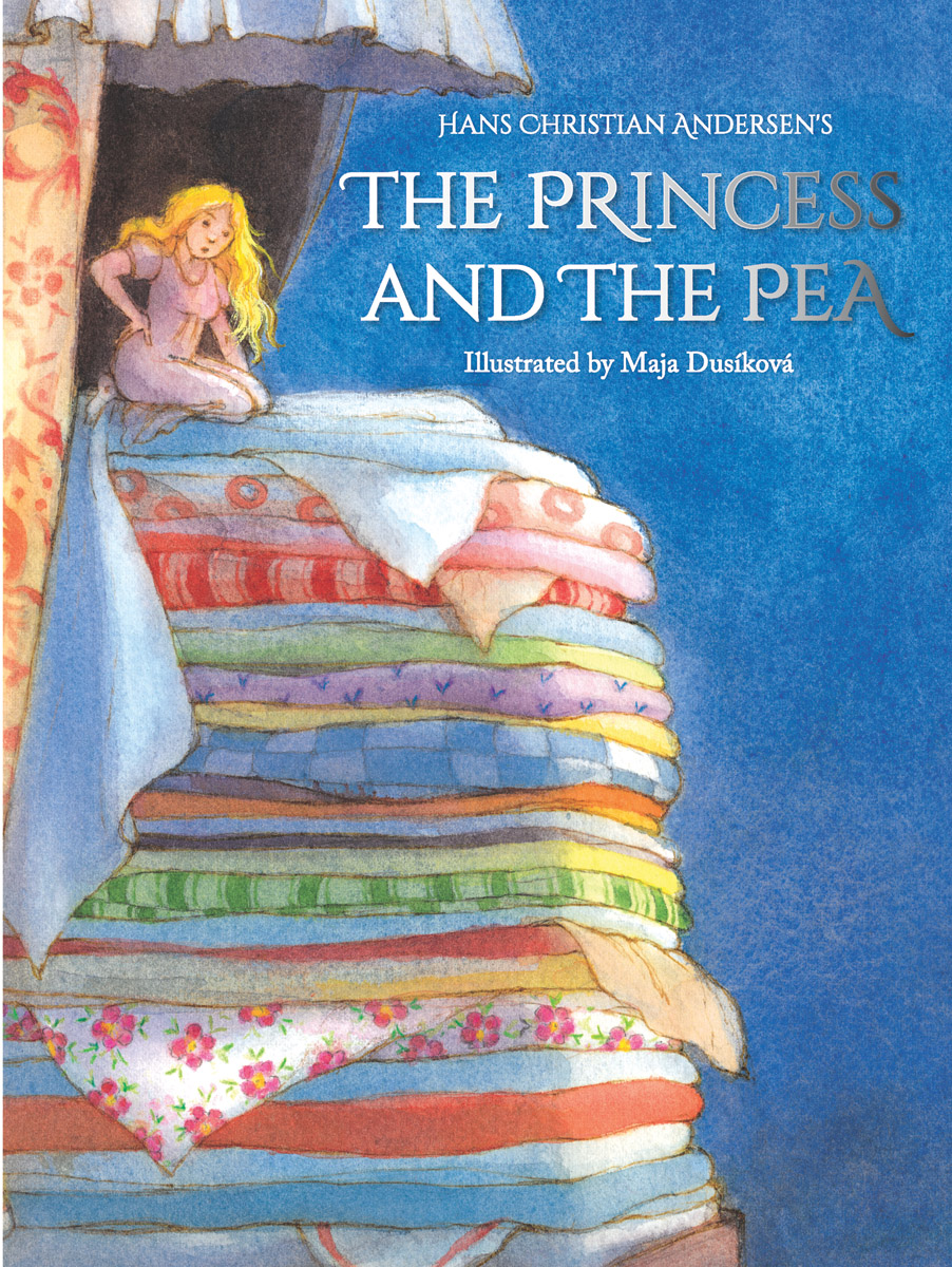 Hans Christian Andersen Princess And The Pea Floris Books