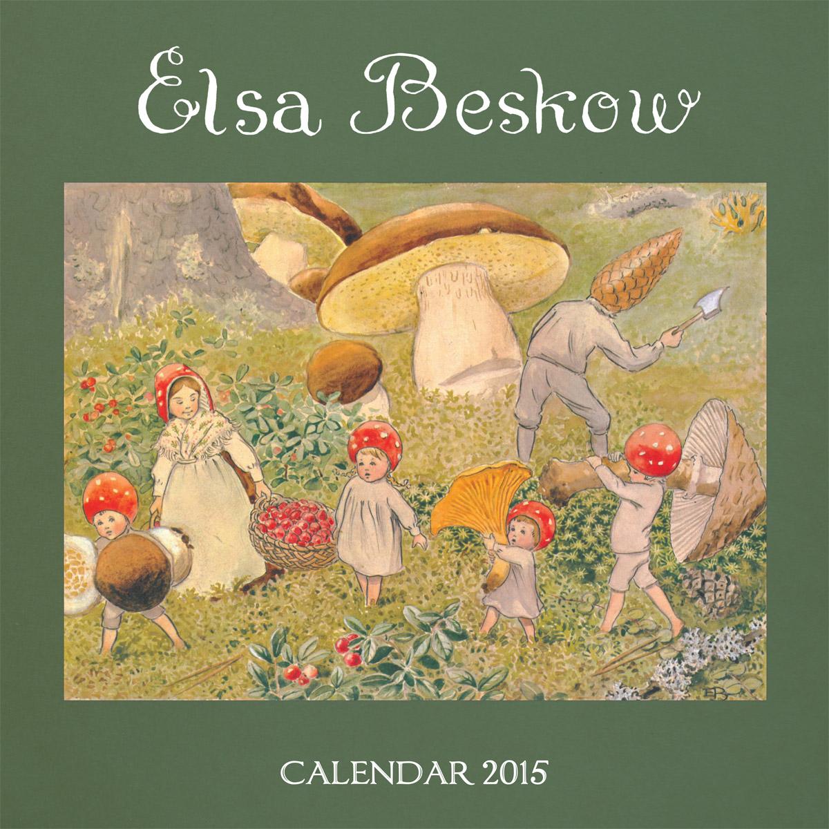 Elsa Beskow - Elsa Beskow Calendar - Floris Books