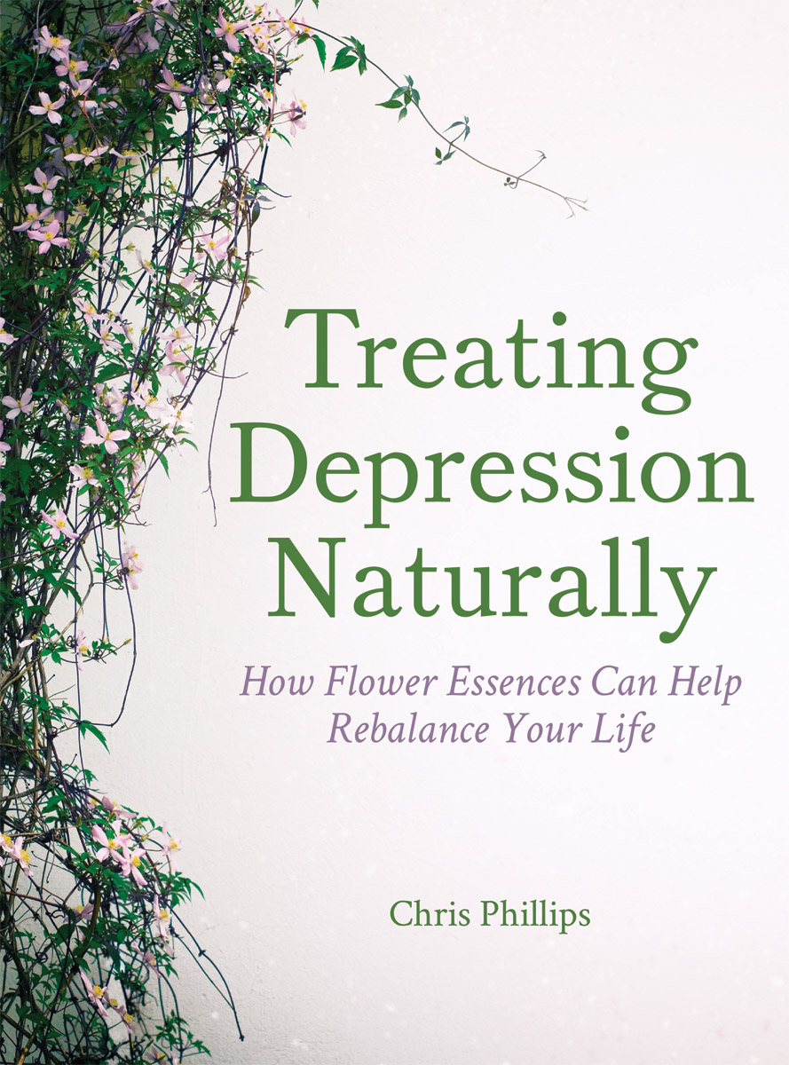chris phillips - treating depression naturally - floris books