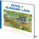 Elsa Beskow, Peter in Blueberry Land cover image