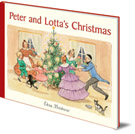 Elsa Beskow, Peter and Lotta's Christmas cover image