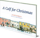 Astrid Lindgren, A Calf for Christmas cover image