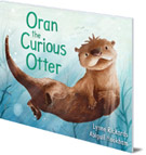 Oran the Curious Otter