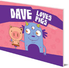 Dave Loves Pigs