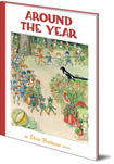 Elsa Beskow, Around the Year cover image